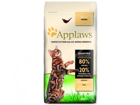 APPLAWS Dry Cat Chicken-2kg
