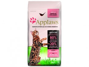APPLAWS Dry Cat Chicken & Salmon-2kg