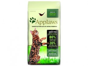 APPLAWS Dry Cat Chicken with Lamb-2kg