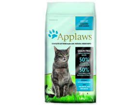APPLAWS Dry Cat Ocean Fish & Salmon-1,8kg
