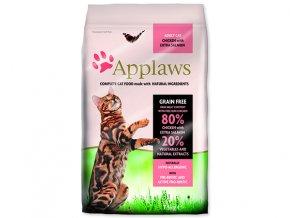 APPLAWS Dry Cat Chicken & Salmon-7,5kg