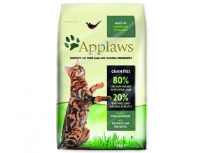 APPLAWS Dry Cat Chicken with Lamb-7,5kg