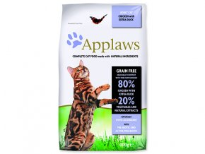 APPLAWS Dry Cat Chicken with Duck-400g