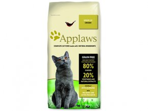 APPLAWS Dry Cat Senior-2kg