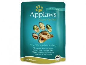 Kapsička APPLAWS Cat Tuna & Anchovy-70g