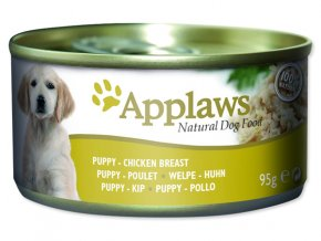 Konzerva APPLAWS Puppy-95g