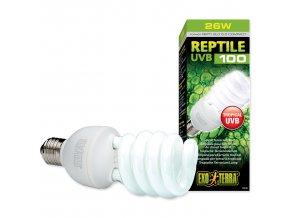Žárovka EXO TERRA Reptile UVB100-25W