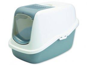 Toaleta SAVIC Nestor bílo-šedá 56 cm-1ks