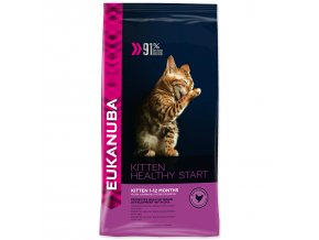 EUKANUBA Kitten Healthy Start-4kg