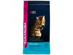 EUKANUBA Cat Adult Top Condition 7+-4kg