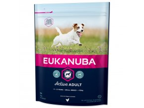 EUKANUBA Adult Small-1kg