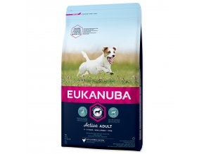 EUKANUBA Adult Small-3kg