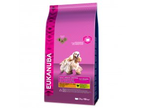 EUKANUBA Adult Medium Light / Weight Control-3kg