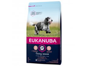 EUKANUBA Senior Medium-3kg
