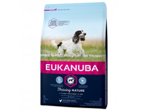 EUKANUBA Mature Medium-3kg