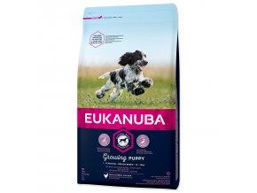 EUKANUBA Puppy Medium Breed-3kg