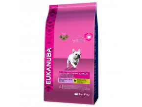 EUKANUBA Adult Small Weight Control-3kg