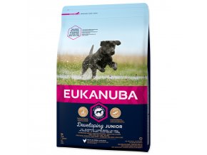 EUKANUBA Junior Large-3kg
