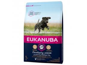 EUKANUBA Junior Large Breed-3kg
