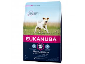 EUKANUBA Mature Small-3kg
