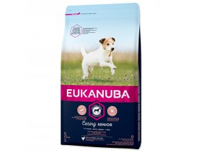 EUKANUBA Senior Small-3kg
