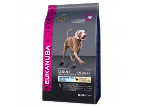 EUKANUBA Adult Large Breed Lamb & Rice-2,5kg
