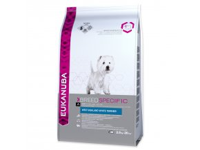 EUKANUBA West Highland a White Terrier-2,5kg