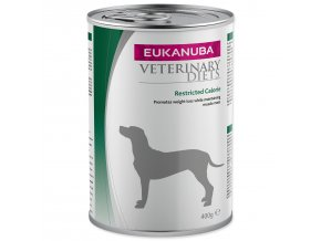 EUKANUBA VD Restricted Calorie Formula Dog konzerva-400g