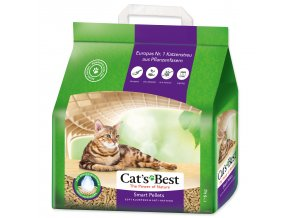 Kočkolit JRS Cat`s Best Smart Pellets 5 kg-10l