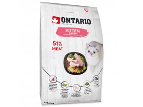 ONTARIO Kitten Chicken-6,5kg