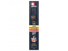 Stick ONTARIO for dogs Lamb-15g