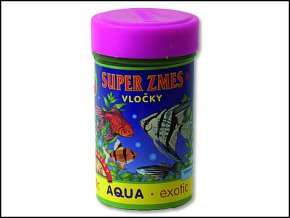 Supersměs vločky AQUA EXOTIC-100ml