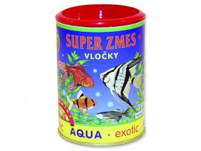 Supersměs vločky AQUA EXOTIC-350ml
