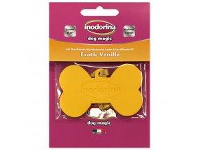 Osvěžovač INODORINA kost Exotic Vanilla-1ks