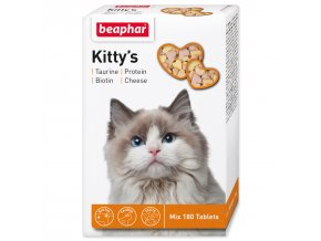Pochoutka BEAPHAR Kitty´s Mix-180tablet