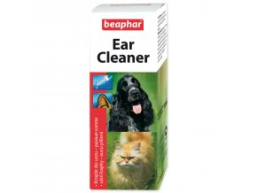 Kapky BEAPHAR Ear Cleaner ušní-50ml