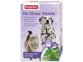 Tablety BEAPHAR No Stress-20ks