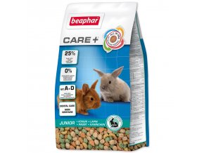 BEAPHAR CARE+ Junior králík-250g
