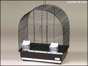 Klec BIRD JEWEL KS8 černá-1ks