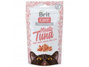 BRIT Care Cat Snack Meaty Tuna-50g