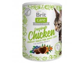 BRIT Care Cat Snack Superfruits Chicken-100g
