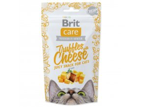 BRIT Care Cat Snack Truffles Cheese-50g