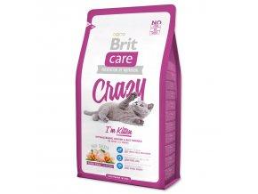 BRIT Care Cat Crazy I`m Kitten-400g