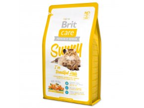 BRIT Care Cat Sunny I`ve Beautiful Hair-400g