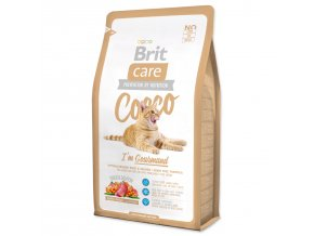 BRIT Care Cat Cocco I`am Gourmand-400g