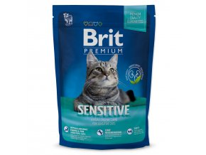 BRIT Premium Cat Sensitive-300g