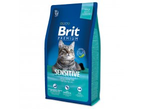 BRIT Premium Cat Sensitive-8kg