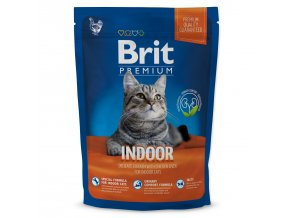 BRIT Premium Cat Indoor-1,5kg