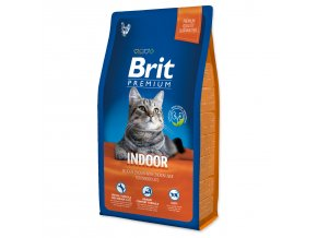 BRIT Premium Cat Indoor-8kg