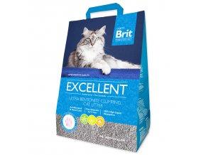 Kočkolit BRIT Fresh for Cats Excellent Ultra Bentonite-10kg